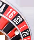 Roulette färger