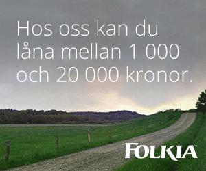 låna pengar snabbt hos Folkia